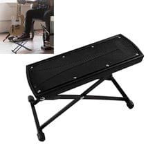 6-speed Adjustable Guitar Footrest Non-slip Panel Guitar Playing Pedal