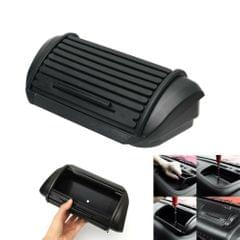 Car Dashboard Storage Box Organizer ABS Center Console Tray for Jeep Wrangler & Unlimited JK 2012-2017