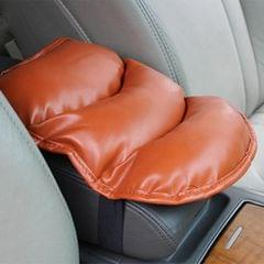 Automotive Armrest Mats (Brown)