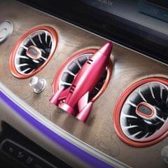 Universal Car Air Vent Clamp Perfume Fragrance Diffuser Air Freshener (Red)