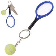 Tennis Racket Style Keychain Decor Pendant (Style1)