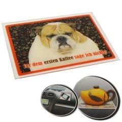 Car Little Feet Style Anti-Slip Mat Super Sticky Pad for Phone / GPS / MP4 / MP3, Size: 138 x 105 x 2mm (Style7)