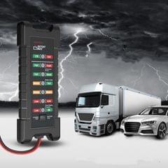 YAWOA BM420 12/24V  Battery Tester Car Battery Tester Storage Battery Tester