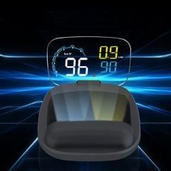 C600 4 inch Universal Car OBD2 HUD Vehicle-mounted Head Up Display