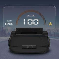 V13 4.5 inch Universal Car OBD HUD Vehicle-mounted Head Up Display