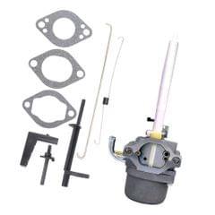 Carburetor for Briggs & Stratton 796122 794593 793161 696737 20Mxxx Series with Choke Shaft Spring & Link Fuel Line