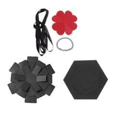 Creative Hexagon Explosion Gift Box, Love Memory DIY Photo Album Birthday Gift and Surprise Box Wedding, Valentine's Day Gift