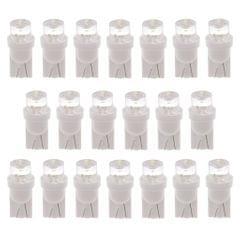 20pcs T10 5050 5SMD Super Bright White LED Car Light Wedge Lamp Bulbs DC12V