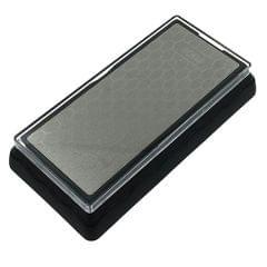 Kitchen Double Side Diamond File Sharpener Scissor Tool Sharpening 400/1000#