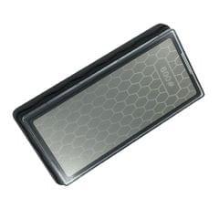 Kitchen Double Side Diamond File Sharpener Scissor Tool Sharpening 600/1200#