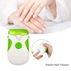 Electric Nail Trimmer Cordless Battery Powered Manicure for Baby the Elder