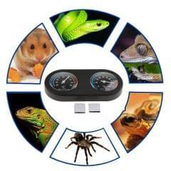 Reptile Terrarium Accessories Spider Frog Terrapin Hygrometer Thermometer