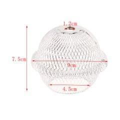 Modern Table Lamp Shade Circular Opening Process Lampshade for Bedroom 04