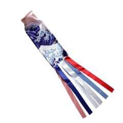 Koi Nobori Carp Windsocks Streamers Colorful Fish Flag Decoration 70cm #2