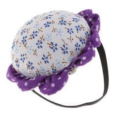 Wrist wearable Needle Pin Cushion Needle Holder for Sewing / Stitching KJ137