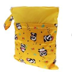 Travel Wet and Dry Cloth Diapers Wet Bags Waterproof Reusable  Style 10