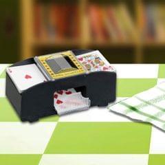 Automatic Electronic Card Shuffler Electric Poker Playing Shuffling Machine