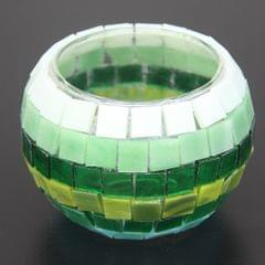 250 Pieces Vitreous Glass Mosaic Tiles for Arts DIY Crafts Green