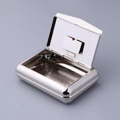 Portable Smoking Pipe Tobacco Storage Case Moisturize Box Cigarette Holder