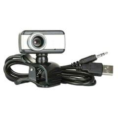 Rotatable Web Camera Cam Digital Webcam Camera with Microphone For PC Laptop
