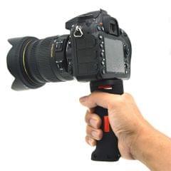 "Camera Grip Handle Stabilizer with 1/4"" Screw for SLR DSLR Camera Smartphone"