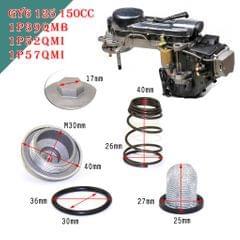 1 Set Engine Oil Drain Screw Mesh Spring for GY6 50cc 80cc 125cc 150cc