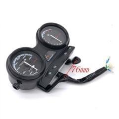 Speedo Assembly Speedometer Gauge Set Clock For Yamaha YBR 125 Tachometer
