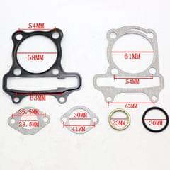 Head Cylinder Gasket Set for GY6 150cc ATV, Go Kart & Moped Scooter