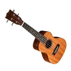23 inch Sapele Ukulele 4 Strings with Rosewood Fretboard for Girlfriend Gift