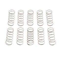 10pcs Trombone Springs for Brass Instrument Parts