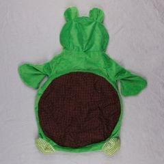 Kids Sofa Seat Cover Armchair Animal Shape Baby Bean Bag Cover  Frog