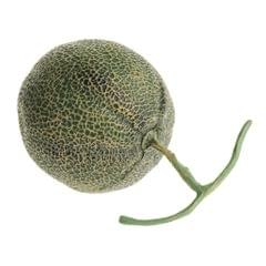 Fake Fruit Party Decoration Artificial Lifelike Simulation Hami Melon