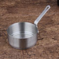 Stainless Steel Mini Sauce Pan Nonstick Small Milk Pan Kitchen Tools 100ml