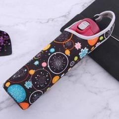 Neoprene Thermal Insulation Cup Sleeve Bottle Tote Cover Holder Colorful