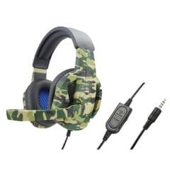 Camo Stereo 3.5mm Wired Gaming Headset with Mic for PS4 NS Xbox One 360