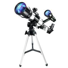 70mm Aperture Astronomical Reflector Telescope Kit With Tripod Waterproof