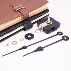 1 Set Silent Wall Clock Movement with Pointer for DIY Repair Kit