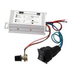 DC SoftStart Reversible Motor Speed Control PWM Controller 12V 24V 36V 48V