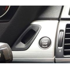 Car Engine Start Stop Button Cover For BMW F/G Chassis Series 25mm Black
