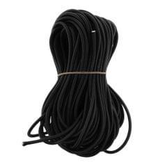 6mm Elastic Bungee Rope Shock Cord Tie Down Roof Rack UV Stable  20m