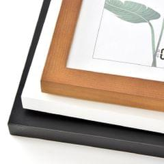 """10x15"""" Photo Frame Shell Tabletop Freestanding Wall Stickers Picture Frames White"""
