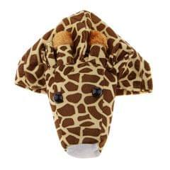 Kids Animal Costume Set Giraffe Hat Top Shorts Gloves Shoes Party Halloween