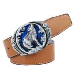 Vintage Werstern Fiber Leather Belts Cowboy Cowgirl Turquoise Buckles #3