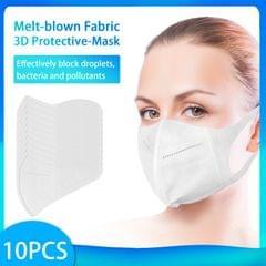 10PCS Face Cover Disposable Stop PM2.5 Particle Respirator