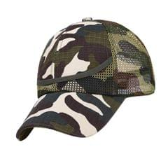 Outdoor casual camouflage sun hat baseball cap military cap S6