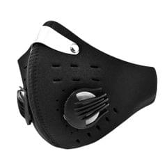 Cycling Half Face Mask Bicycle Breathable Facemask Anti-dust PM2.5 Filter