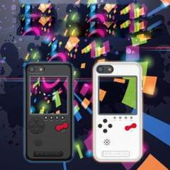 Game Phone Case Back Cover HD Screen Protective Shell for iPhone8 7 White
