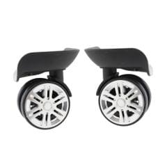 Swivel Suitcase Luggage Casters Replacement Wheels for Travel Bag Large Size