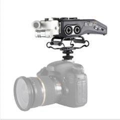 Microphone Portable Recorder Shock Mount for Zoom H6 H5, Tascam DR-100 MKII