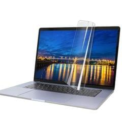 JRC 0.12mm 4H HD Translucent PET Laptop Screen Protective Film For MacBook Air 13.3 inch A1466 / A1369